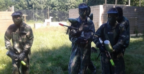 CCSY - service Jeunesse - Paintball 8 07 2013